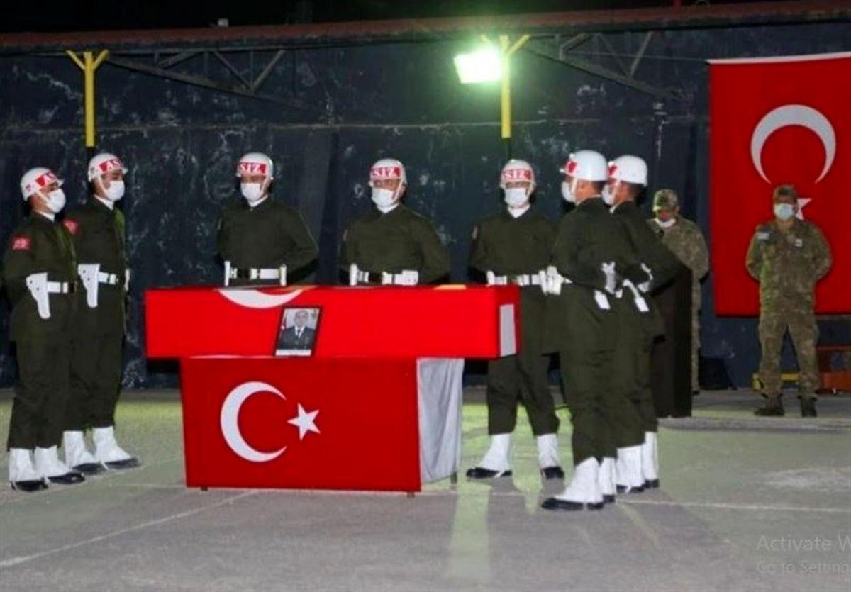 جان باختن نیروی نظامی ترکیه در شمال عراق