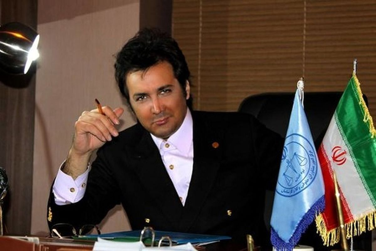 پروانه وکالت حسام نواب صفوی تعلیق شد ! + جزئیات