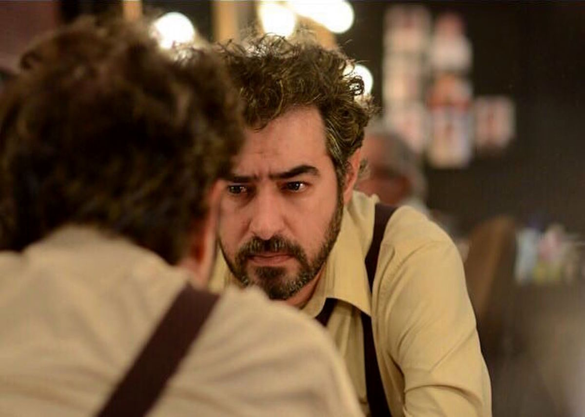 شباهت باورنکردنی شهاب حسینی و برادرش   تصاویر شهاب حسینی