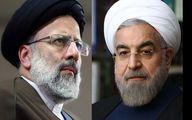 روحانی تبریک رسمی به رئیسی را به تاخیر انداخت + فیلم