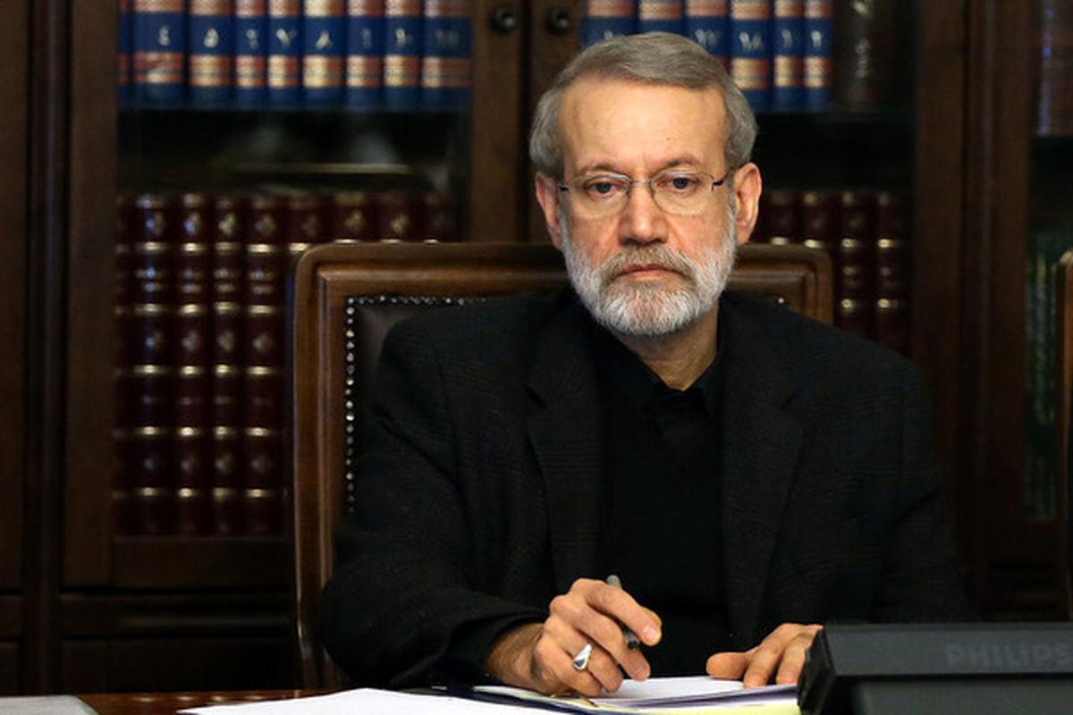پیام علی لاریجانی به رهبر انقلاب   متن پیام