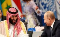 حمایت شدید روسیه از بنسلمان
