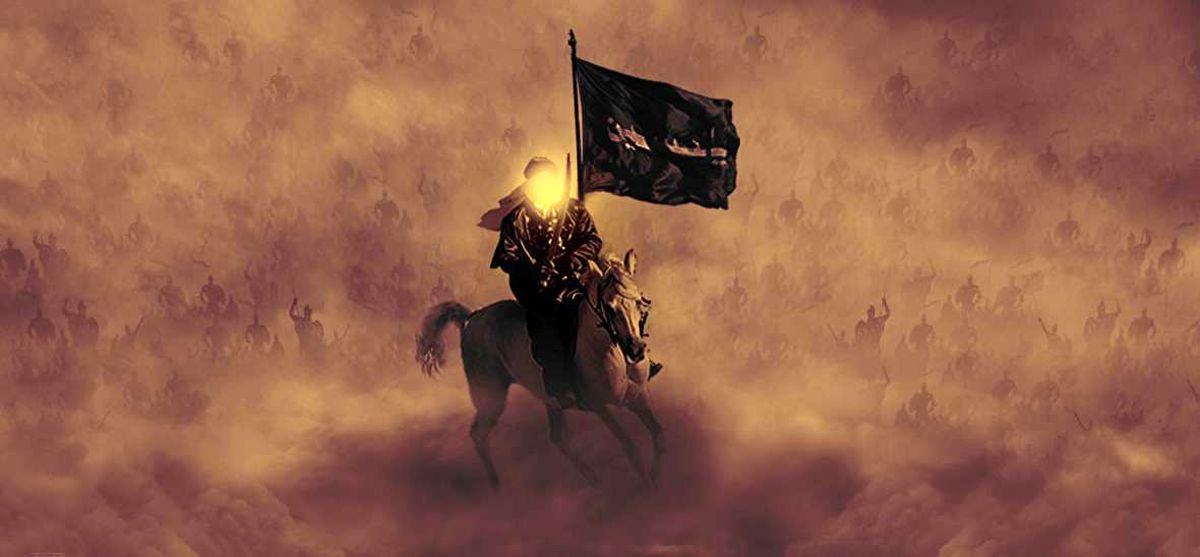 عباس (ع) سلسله جنبان رادمردی و ایستادگی پای حق