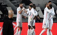 پیروزی رئال مقابل گرانادا/صدر در اختیار مادریدی ها
