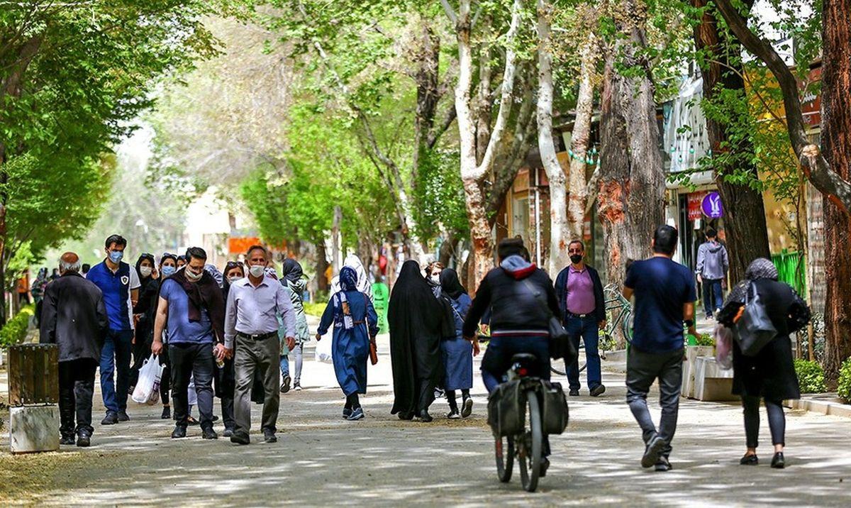 وضعیت اصفهان در تعطیلات نوروز ۱۴۰۰+عکسها