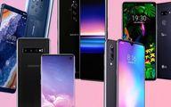 جدیدترین قیمت گوشی موبایل در بازار امروز 28 مهر 99 + جدول