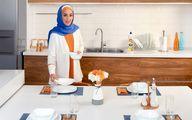 عکس تبلیغاتی الهام حمیدی را ببینید