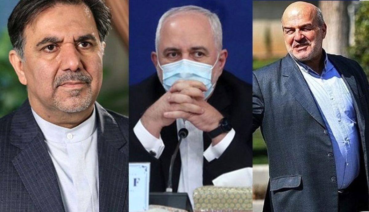فوری/ شکایت مجلس از ظریف، کلانتری و آخوندی + جزئیات