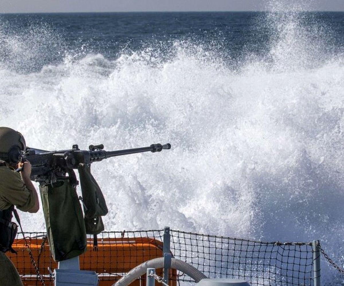 تیراندازی قایقهای جنگی رژیم صهیونیستی به ماهیگیران فلسطینی