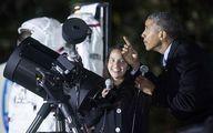وقتی اوباما پشت تلسکوپ رفت/همه ناگفتهها درباره شب نجوم کاخ سفید