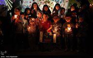 روایت تصویری از همدردی کودکانه با مسلمانان میانمار