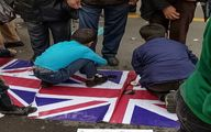 واکس صلواتی در راهپیمایی 22بهمن /عکس