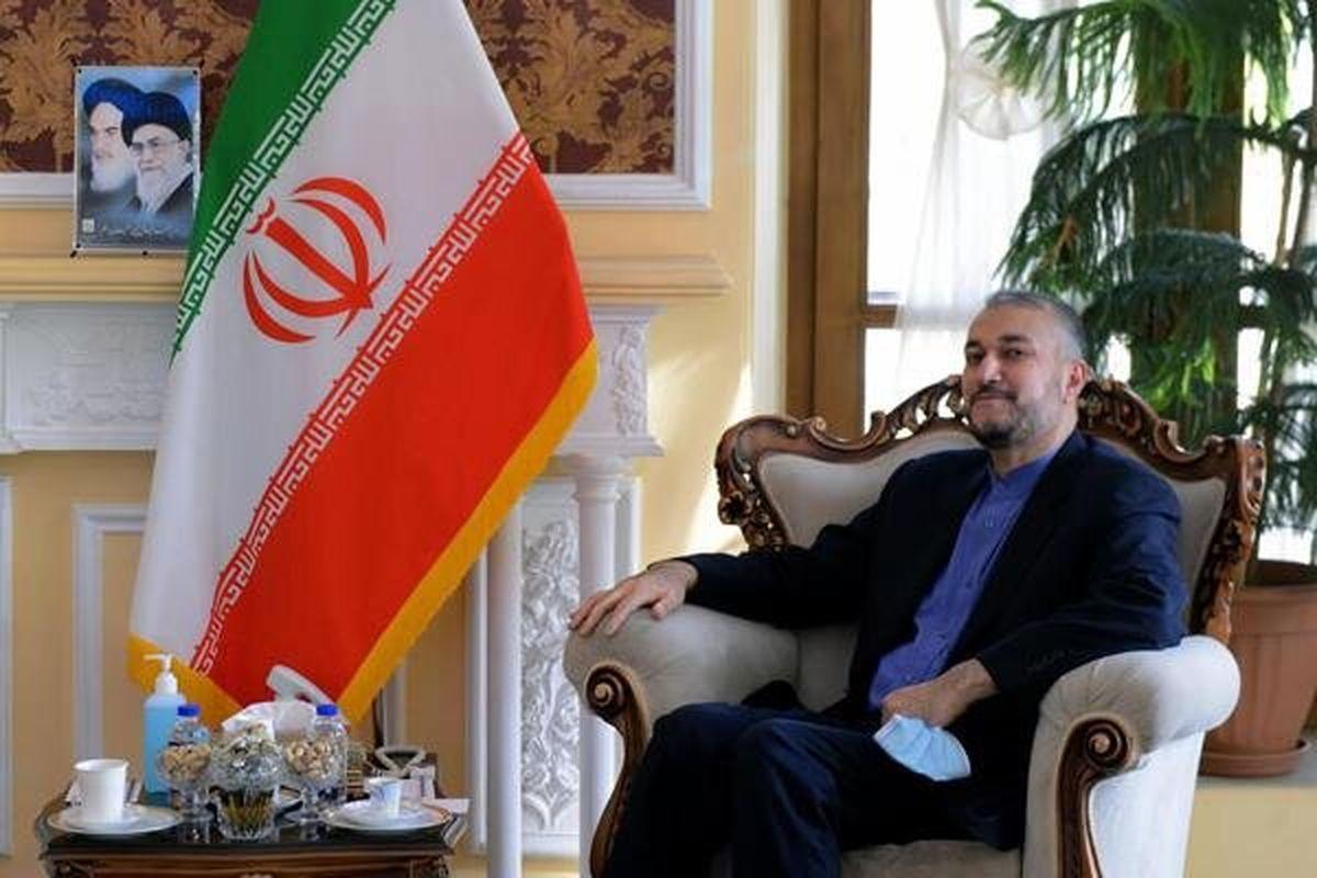زمان بازگشت ایران به مذاکره از زبان امیرعبداللهیان