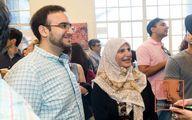 آخرین تصویر منتشر شده از همسر سعید امامی در آمریکا
