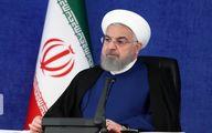 سخنرانی روحانی در نشست مجازی سران کشورهای سازمان همکاری شانگهای