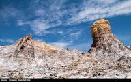 تصاویر: گنبد نمکی جاشک - بوشهر