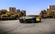 خودروی برقی آمریکایی در تهران! / عکس