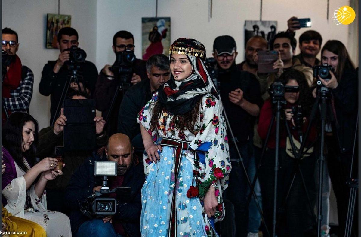 تصاویر دیده نشده و زیبای مراسم جشن روز لباس کُردی