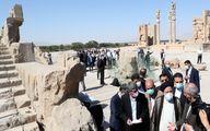 گزارش تصویری:رئیسی در پارسه