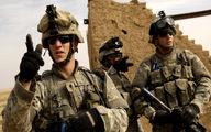 تصاویرحمله شتر و فرار سربازان آمریکایی